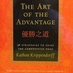 Krippendorff- Art of Advantage