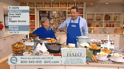 In the Kitchen with David on QVC
