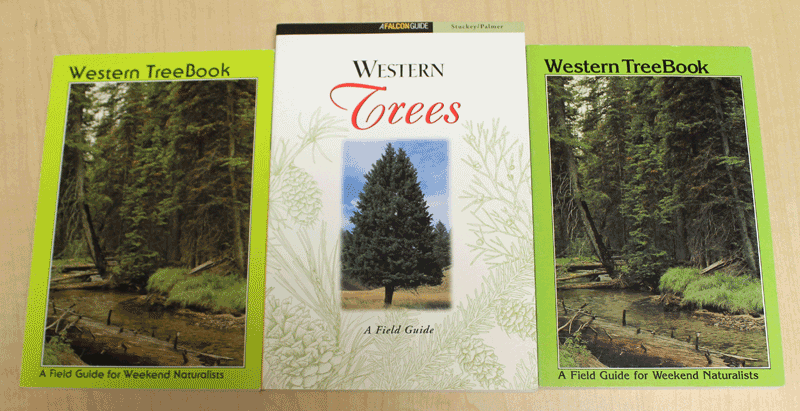 Western Trees, Western Tree Book