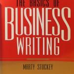 Stuckey - The Basics of Business Writing