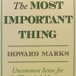 Marks - The Most Important Thing